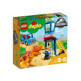 LEGO Duplo - Turnul T. Rex (10880)