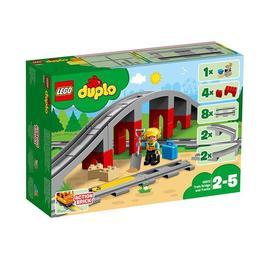 LEGO Duplo - Pod si sine de cale ferata (10872)