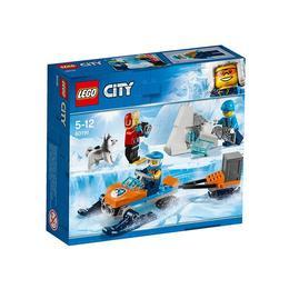 LEGO City - Echipa arctica de explorare (60191)