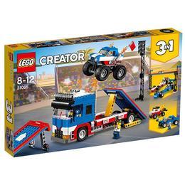 LEGO Creator - Show mobil de cascadorii (31085)