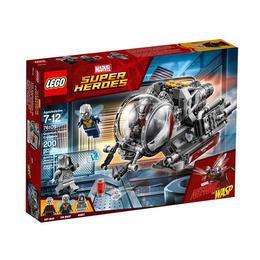 LEGO Super Heroes - Exploratorii Taramului Cuantic (76109)