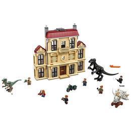 LEGO Jurassic World - Furia Indoraptorului pe mosia Lockwood (75930)