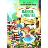 Hansel si Gretel - Stiu sa citesc cu litere mari de tipar, editura Aramis