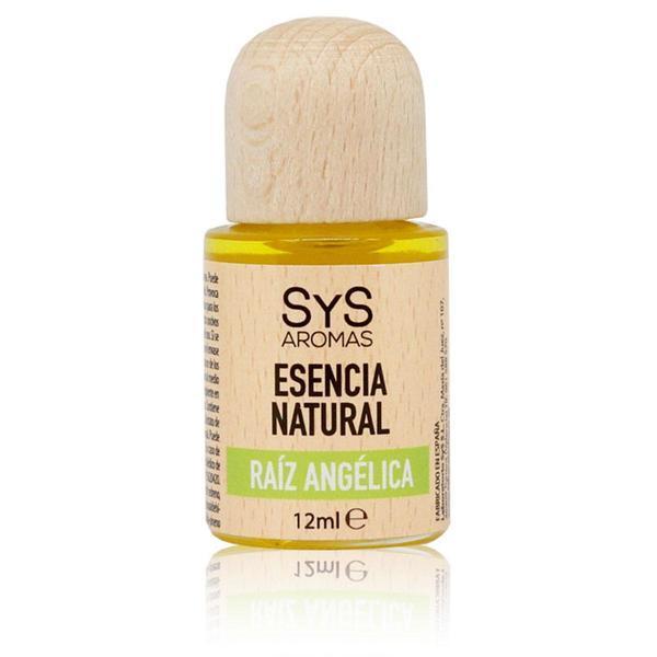 Esenţă naturală (ulei) aromaterapie SyS Aromas - Angelică 12 ml imagine produs