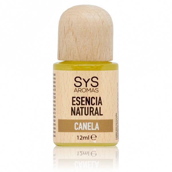 Esenţă naturală (ulei) aromaterapie SyS Aromas - scorţişoară 12 ml imagine produs