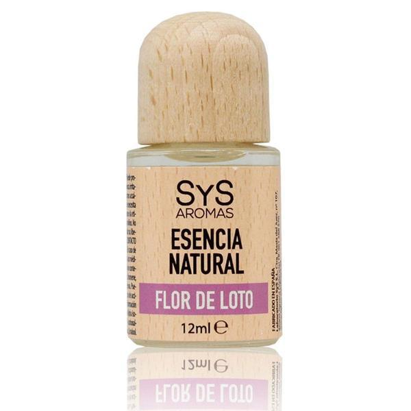 Esenţă naturală (ulei) aromaterapie SyS Aromas - Lotus 12 ml imagine produs