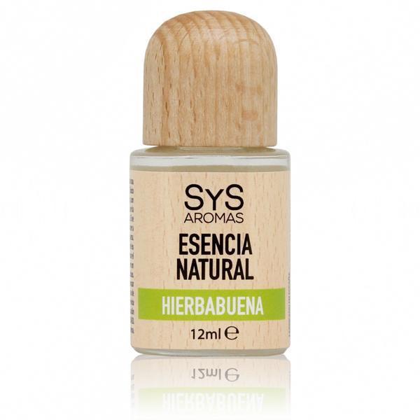 Esenţă naturală (ulei) aromaterapie SyS Aromas - Spearmint 12 ml imagine produs