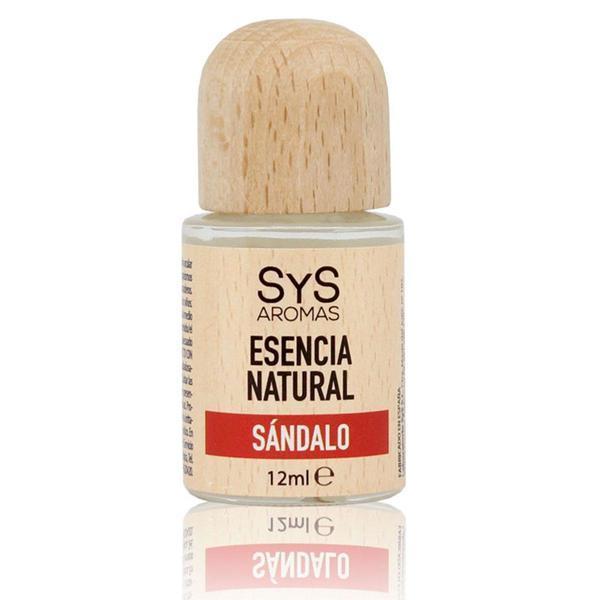 Esenţă naturală (ulei) aromaterapie SyS Aromas, Santal 12 ml imagine produs