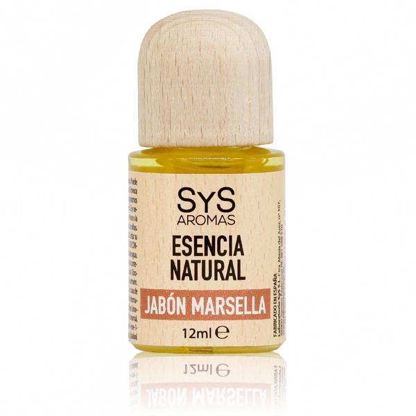 Esenţă naturală (ulei) aromaterapie SyS Aromas - sapun de Marsilia 12 ml imagine produs