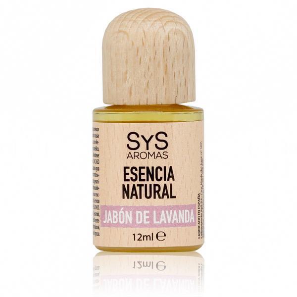 Esenţă naturală (ulei) aromaterapie SyS Aromas - sapun de lavanda 12 ml imagine produs