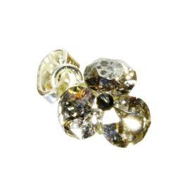 Pandantiv Queen Stone Xirius X3, Silver Patina, Argint 925, 13mm
