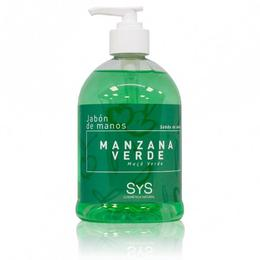 Săpun lichid natural Laboratorio SyS - Măr verde 500 ml