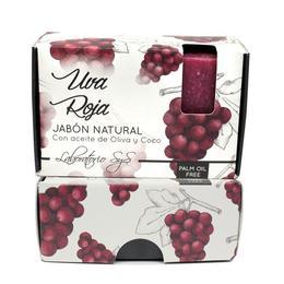 Săpun natural premium Laboratorio SyS - Struguri roșii 100 g