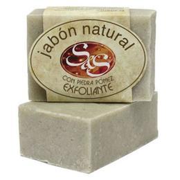 Săpun natural Laboratorio SyS - exfoliant cu piatra ponce 100 g