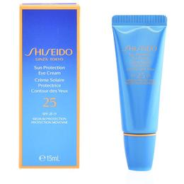 Crema de Ochi cu Factor de Protectie Solara 25 - Shiseido Sun Protection Eye Cream SPF 25, 15ml