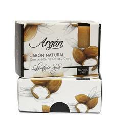Săpun natural premium Laboratorio SyS - Argan 100 g