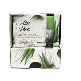 Săpun natural premium Laboratorio SyS - Aloe Vera 100 g