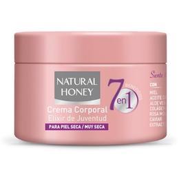 Crema de Corp Revlon Natural Honey Elixir de Juventud 7 En 1 Beneficios, 250ml