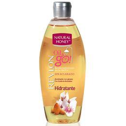 Ulei de Corp Revlon Natural Honey Oil & Go! Hidratante, 300ml