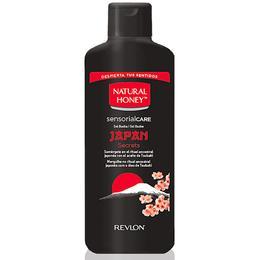 Gel de Dus Revlon Natural Honey Japan Secrets, 650ml