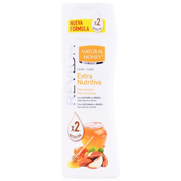 Lotiune de Corp Nutritiva Revlon Natural Honey Extra Nutritiva, 400ml imagine produs