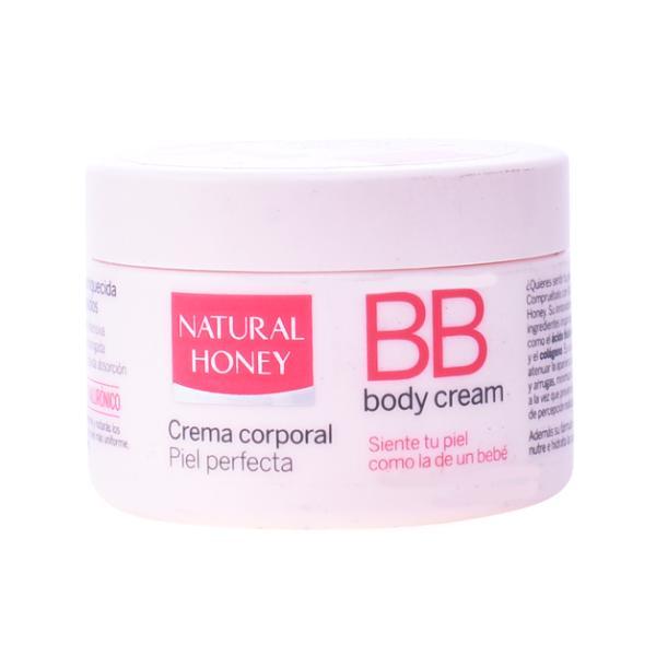 Crema de Corp Natural Honey BB Body Cream, 250ml imagine produs
