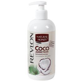 Lotiune de Corp Intens Hidratanta Revlon Natural Honey Coco Addiction, 400ml
