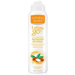 Lotiune de Corp Nutritiva Spray Revlon Natural Honey Lotion & Go! Nutricion, 200ml