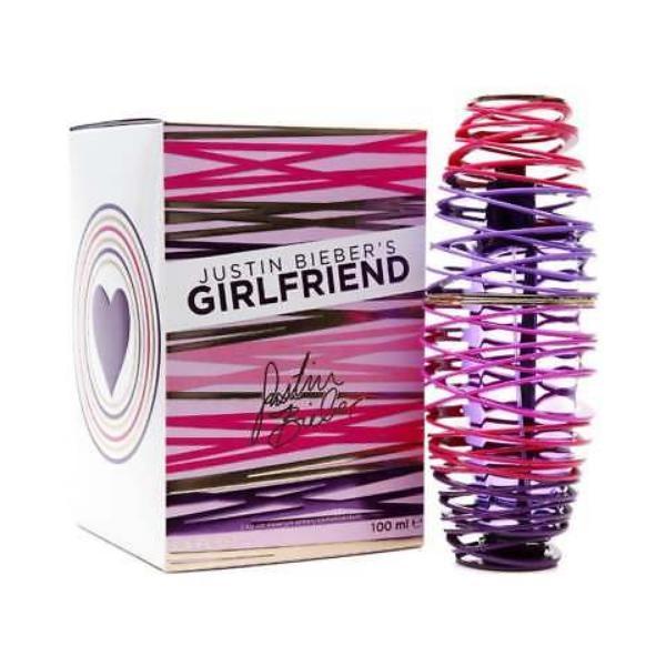 Apa de Parfum Justin Bieber Girlfriend, Femei, 100ml esteto.ro