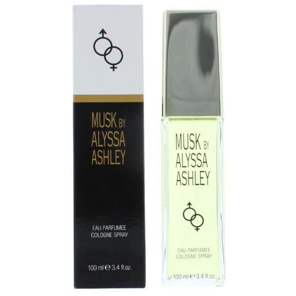 Apa de Colonie Alyssa Ashley Musk, Unisex, 100ml imagine produs