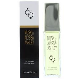 Apa de Colonie Alyssa Ashley Musk, Unisex, 100ml de la esteto.ro