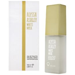 Apa de Toaleta Alyssa Ashley White Musk, Femei, 100ml