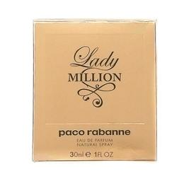 Apa de Parfum Paco Rabanne Lady Million, Femei, 30ml