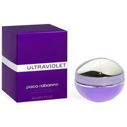 Apa de Parfum Paco Rabanne Ultraviolet, Femei, 80ml