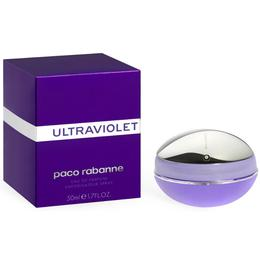 Apa de Parfum Paco Rabanne Ultraviolet, Femei, 50ml