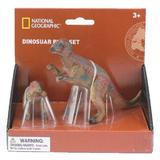 Set 2 figurine - Pachycephalosaurus - National Geographic