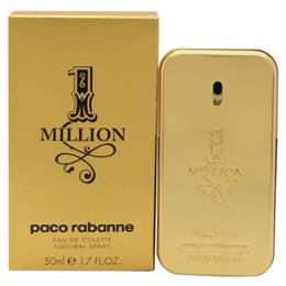 Apa de Toaleta Paco Rabanne 1 Million, Barbati, 50ml