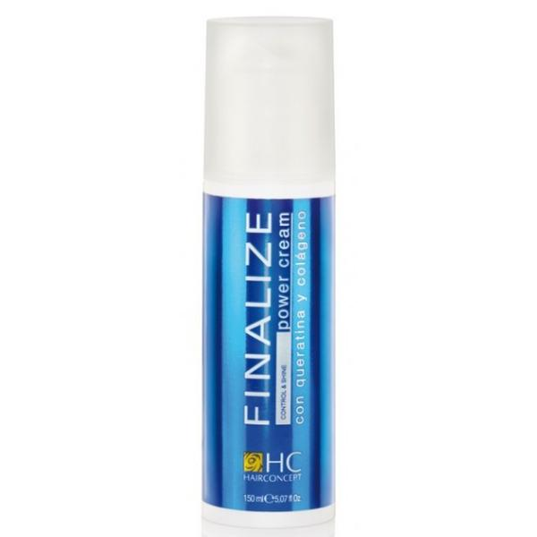 Crema de Styling - Hair Concept Finalize Power Cream, 150ml imagine produs