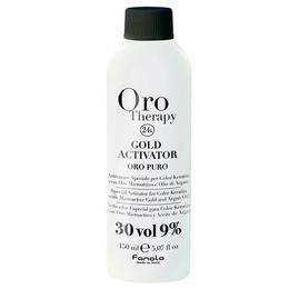 Oxidant Fanola – Oro Therapy 30 vol, 9%, 150ml de la esteto.ro