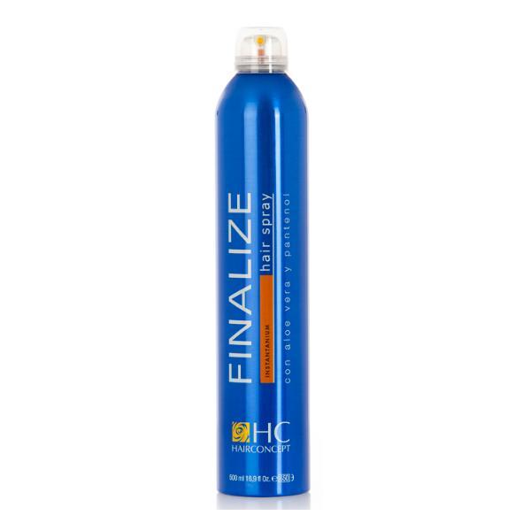 Spray Fixativ cu Fixare Puternica Imediata - Hair Concept Finalize Instantanium Hair Spray, 500ml