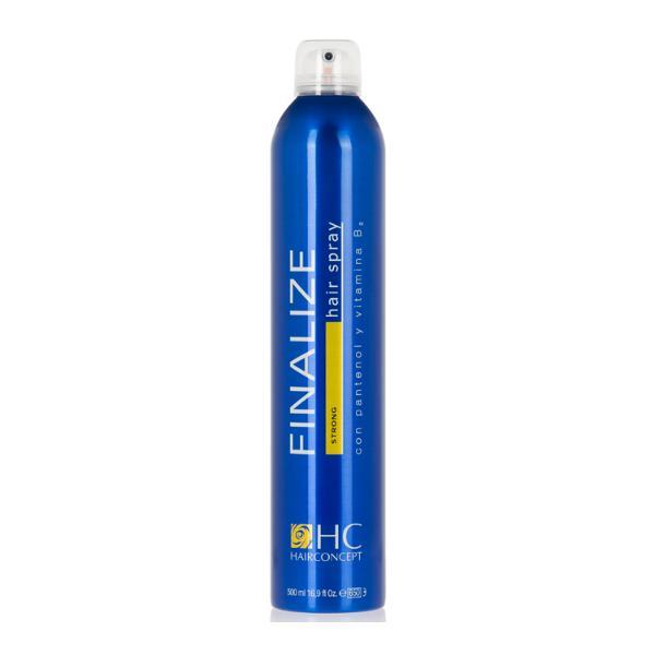 Spray Fixativ cu Fixare Puternica - Hair Concept Finalize Strong Hair Spray, 500ml