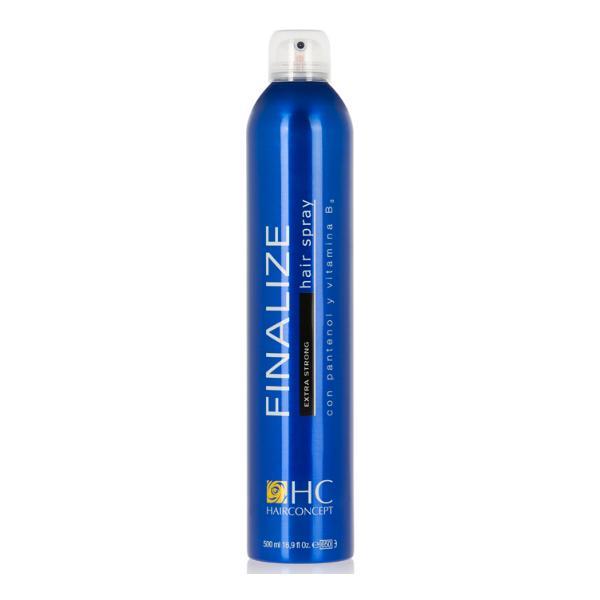 Spray Fixativ cu Fixare Foarte Puternica - Hair Concept Finalize Extra Strong Hair Spray, 500ml