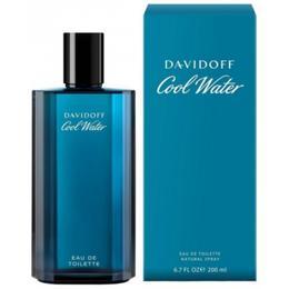 Apa de Toaleta Davidoff Cool Water, Barbati, 200ml