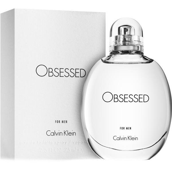 Apa de Toaleta Calvin Klein Obsessed, Barbati, 75ml poza