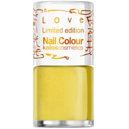 Lac de Unghii Kallos Love Limited Edition, nuanta 14, 11ml