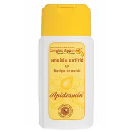Emulsie Antirid Apidermin, Complex Apicol Veceslav Harnaj, 100ml
