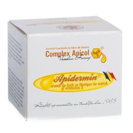 Crema pentru Fata Apidermin, Complex Apicol Veceslav Harnaj, 45ml