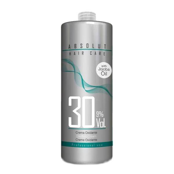 Crema Oxidanta 9% - Absolut Hair Care Oxidant Cream 30 vol, 1000ml imagine produs