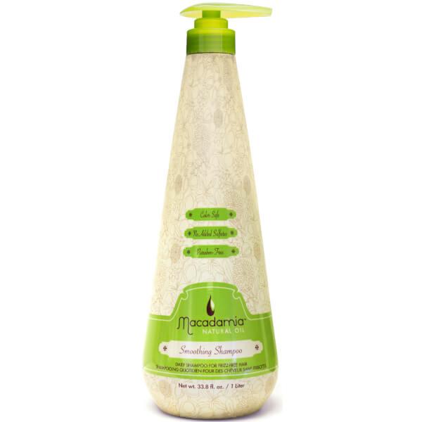 Sampon pentru Netezire - Macadamia Natural Oil Smoothing Shampoo 1000ml imagine