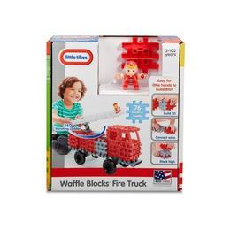 Blocuri De Constructie - Masina De Pompieri - Little Tikes